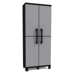 For The Ones That Need A Lot Of Storage E In Their Garage Keter Tall Cabinet Will Prove To Be And Effective Pick