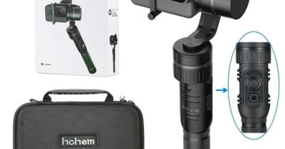 Top 10 Best Gimbal Stabilizers for GoPro in 2018