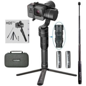 Hohem iSteady Pro2 DJI Osmo Action 3-Axis Gimbal Stabilizer for GoPro Yi Cam 4K AEE Handheld Gimbal w//Inception /& Sport Mode IPX4 Splash Proof Trigger Button for Action Camera Hero 7//6//5//4//3