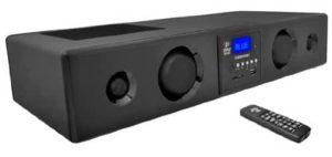 Top 10 Best Bluetooth Sound Bars in 2020 - TopTenTheBest