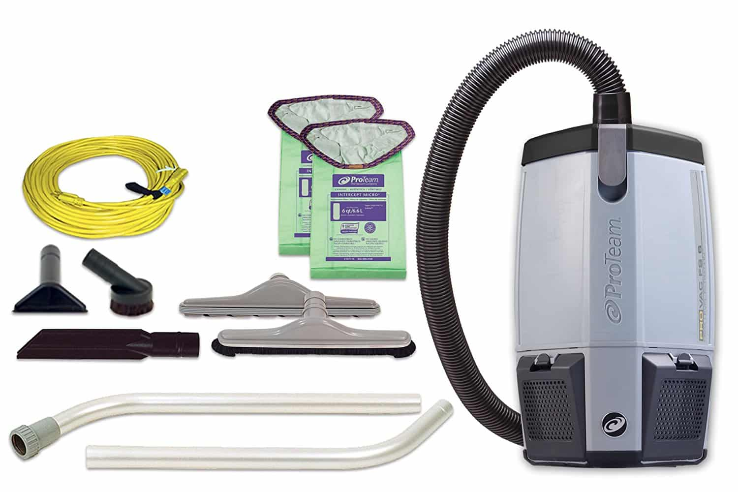 Top 10 Best Backpack Vacuums In 2018 Toptenthebest
