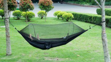 Photo of Top 10 Best Hammocks with Mosquito Net in 2020