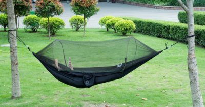 Top 10 Best Hammocks with Mosquito Net in 2019