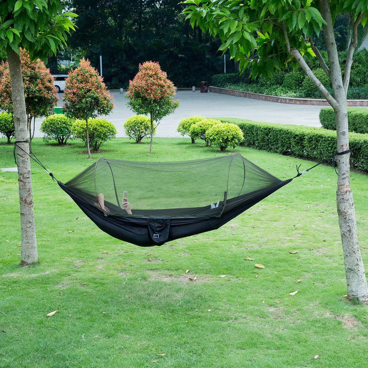 Top 10 Best Hammocks With Mosquito Net In 2020 Toptenthebest