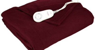Top 10 Best Electric Blankets in 2020