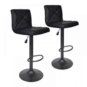 Outstanding Top 10 Best Adjustable Bar Stools In 2019 Toptenthebest Bralicious Painted Fabric Chair Ideas Braliciousco