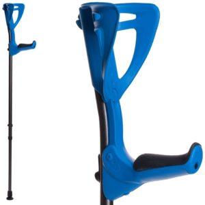 10. FDI ErgoTech Lightweight Forearm Crutches