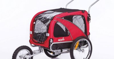 Top 10 Best Dog Strollers Carriages in 2019
