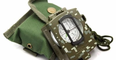 3. Eyeskey Multifunctional Military Compass