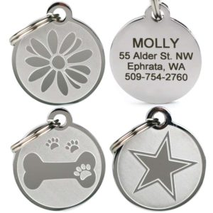 ca3a42fc5580 Top 10 Best Pet ID Tags in 2019 - TopTenTheBest