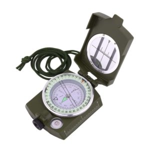 5. Sportneer Military Lensatic Sighting Compass