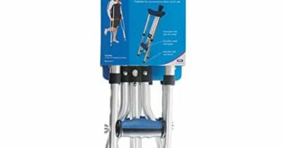 Top 10 Best Crutches in 2018