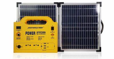Top 10 Best Portable Solar Generators in 2018
