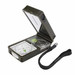 9. Tsumbay 10 in 1 Multifunction Pocket Compass