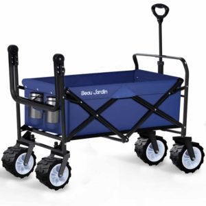 Top 10 Best Folding Wagons In 2020