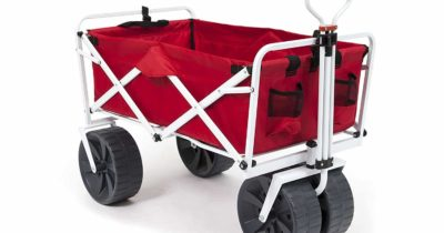 Top 10 Best Folding Wagons in 2019