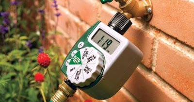 Top 10 Best Sprinkler Timers in 2018