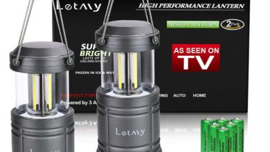 Photo of Top 10 Best Outdoor LED Camping Lanterns in 2020
