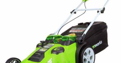 Top 10 Best Electric Lawn Mowers in 2019