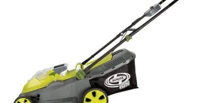 Top 10 Best Electric Lawn Mowers in 2018